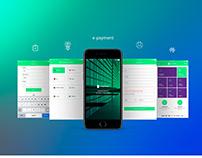e-payment application design