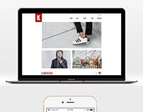 E-Ticaret Responsive Web Tasarımı