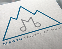 Berwyn school of music logo