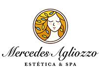 Mercedes Agliozzo - Isologotipo y tarjetas