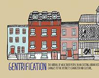Gentrification Poster