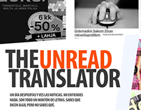 The Unread Translator