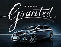 Toyota - Take It For Granted