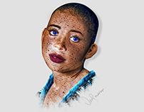 Portrait Grâce ESTHER