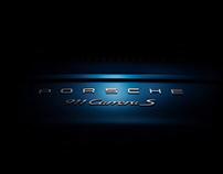 Porsche 911 Carrera S fine art (FDL technique)