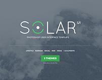 Solar UI Kit