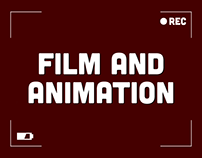 Film and Animation