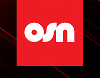 Motion Graphix for OSN