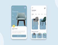 Furniture App Design