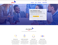 altus Website redesign
