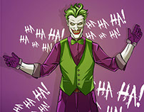 The Joker fanart