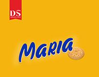 New cookie packaging MARIA