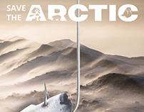 Save the Arctic, Greenpeace poster contest