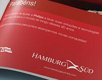 Grupo Hamburg Süd | Campanha Impressa e Online