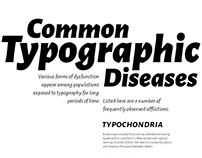 Typography Layouts