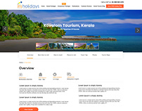 Tours and Travels design