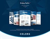 Egyserv website