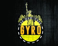 THE NEW YORK GYRO