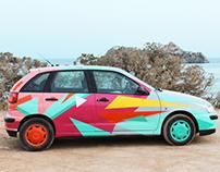 Ibiza Art Car