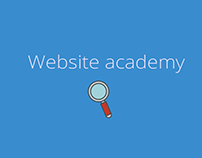 Educational Courses Website