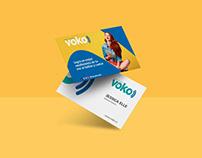 Diseño Imagen Corporativa Voko