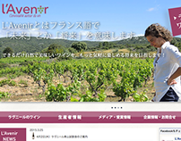 L'Avenir -wine importer -