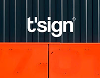 Corporate Design | t'sign