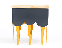 ORORO, side table