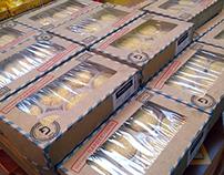 Упаковка для кондитерских изделий (гастроном Пардес)