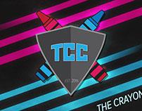 E-sports Branding (The Crayon Crew)