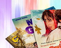 Yeşilçam Posterleri - Movie Poster Design Series