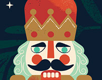Christmas Advent Countdown: Nutcracker