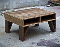 Cubby Coffee Table
