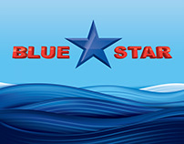 Blue Star Foods Stand