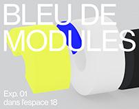 Bleu de Modules
