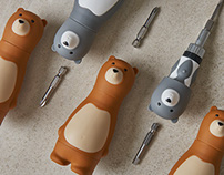iThinking | Bear Papa SCREWDRIVER
