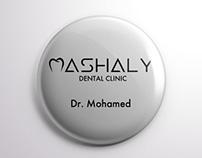 Logo Design// Mashaly Clinic