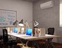 Account Room Render
