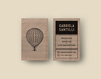 GABI SANTILLI / Event producer