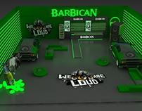Barbican Arena