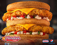 Hardees Arabia Frisco Tower