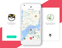 Pokemon GO UI Redesign