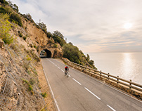 Coastal Highway Cycling