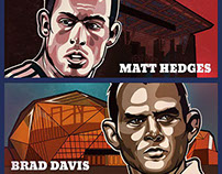 Texas Derby - MLS / FutbolArtistNetwork