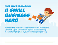 HealthMarkets Small Business Insurance Infographic