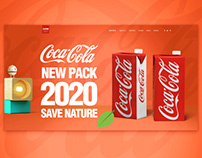 CocaCola new pack