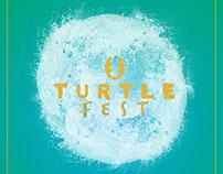 Turtle Fest Flyer Concept