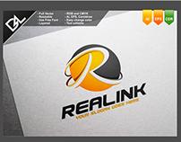 Realink Logo Template