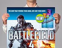 NoDoz Battlefield 4 Activation