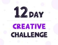 SA9527-12 Day Creative Challenge